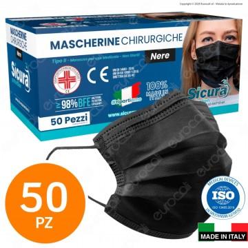Mascherine Chirurgiche IIR...