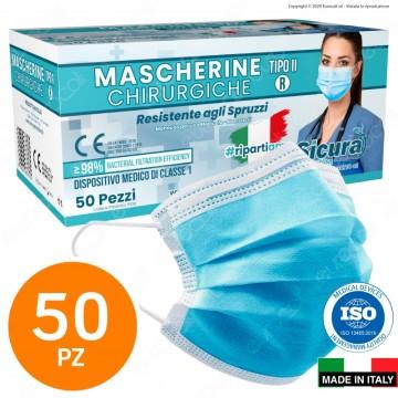 Mascherine Chirurgiche IIR